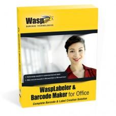 WaspLabeler & Barcode Maker for Office